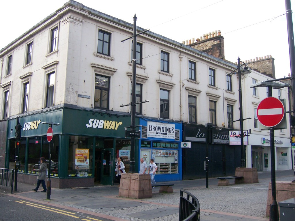 5 St Marnock Street (Suite 2A)