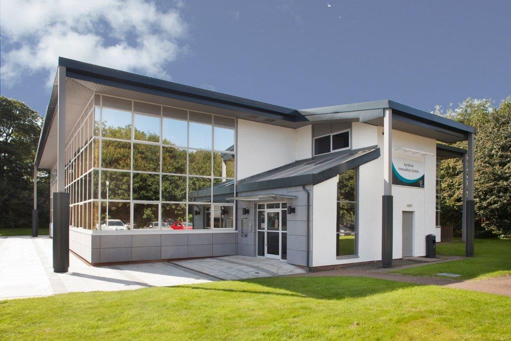 Ayrshire Innovation Centre, 2 Cockburn Place, Irvine